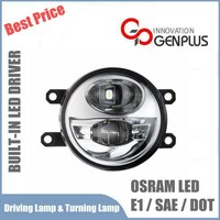 90mm Multi-Function light DRL/Fog light/ Position Led Fog Light