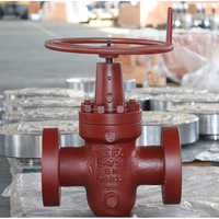 API 6A Threaded End Expanding Gate Valve Made in China
