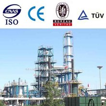 Fully continuous used cooking oil refinery with ISO9001