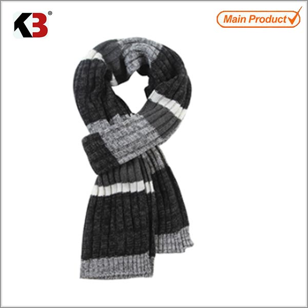 Knitting Pattern For Mens Cashmere Scarf : 2016 Fashion cheap cashmere scarf cable scarf knitting pattern mens popu...
