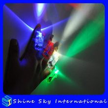 Excellent Quality Stylish Silicone Led Finger Light
