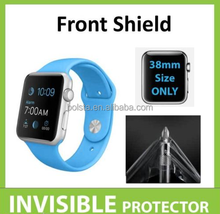 Premium Ultra Clear LCD Screen Protector for apple watch 2015