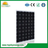 36V monocrystalline solar panel(260W~310W) with 25 Years Warranty