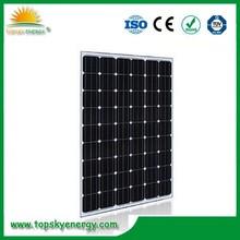 36V monocrystalline solar panel(260W~310W) with 25 Years Warranty