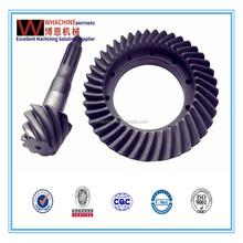 OEM Suzuki Truck Parts alloy Crown wheel and Pinion Gear China Manufacturer