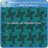 Hangzhou Caishi 600D two tone oxford fabric with pvc/pu coating