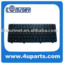 Laptop Keyboard, Brand New Keyboard for HP/COMPAQ DV2000 V3000,GR Layout