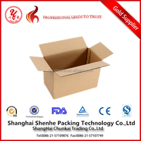 fruit packaging box and corrugated carton