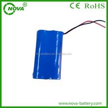 18650 lithium battery pack 3.7v 3000mah, li-ion battery 3.7v 3000mah