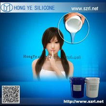 Heat Silicone Rubber For Sex Love Doll Making( Y810)