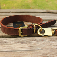 fashion eco-friendly high quality luxury dog collars