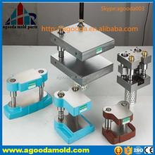 Mechanical metal stamp die Mould Base / Die Carriers for Progressive Die set Mold