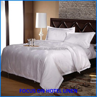 Single/ Double hotel bed cover/king/queen size bed runner/bed spread