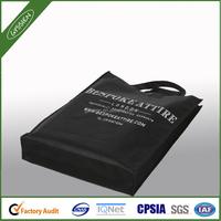 Cheap custom woven wholesale reusable shopping bag