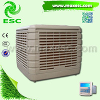 3phase low power consumption air conditioner with water air ventilator machine price