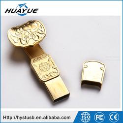 Best Selling Memory Stick 16GB 32GB USB 2.0 Metal Case USB Flash Drive 1TB