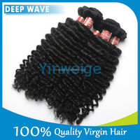 18 inch/deep curlhair extension malaysia remy hair extension