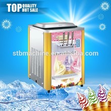 2015 High quality frozen yogurt fruit ice cream maker