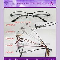 2013 latest optical eyeglass frames for women