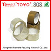 Transparent/Brown OPP Packing Tape water acrylic glue