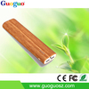 Hot New Products for 2015 Power Bank Charger Wood 10400mAh power bank for laptop