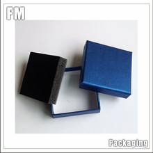 Paper jewelry ring /earrings / bracelet gift packaging boxes