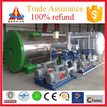 CE ISO BV certificate factory price trade assurance horizontal gas fired thermic fluid boiler for textile industry
