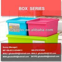 plastic fishing tackle storage box