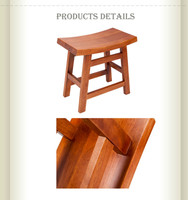 High quality wooden bar stool/kids chairs
