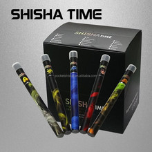 Online shopping e hookah pens with a lot of flavors 200 & 500 puffs e-cigarette disposable cartridge