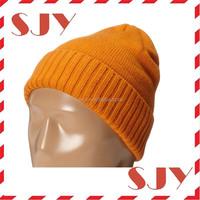 Colorful Hip Hop Ski knitted acrylic custom beanie hat