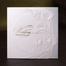 New style branded hot sale kerala wedding cards