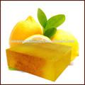a base de hierbas y vitaminas c y extracto de perla del acné anti aceite de limón limpiador de control de jabón