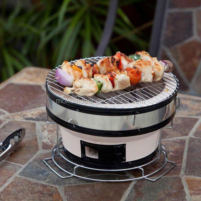 Hibachi japanese bbq grill ceramic mini bbq grill buy mini bbq grill