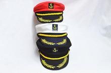 2015 Promotional Navy Captain Sailor Hat