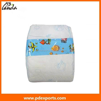 2015 printed picture baby diapers