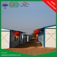 modern luxury sandwich panel prefab house made in China low cost fast construction customized prefab japanese houses