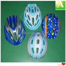 Plastic helmet shell by Vacuum forming