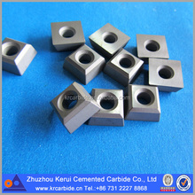 Zhuzhou Cemented Carbide Stone Cutting Tools / Inserts / Tips For Chain Saw