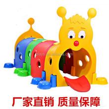 Kids Plastic Caterpillar Tunnel Toy,Kid Plastic Play Tunnel,Playground Plastic Tunnel Toys