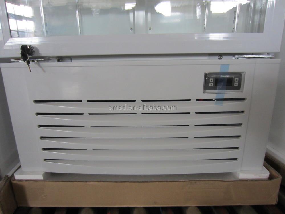 Commercial Beverage Refrigerator Glass Door Refrigerator Glass Door