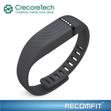 TPSIV Activity Tracker with bluetooth 4.0 for android and IOS wristband