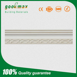 Hot Sale Elegant Interior Wall Decoration Gypsum Plaster Cornice Moulding