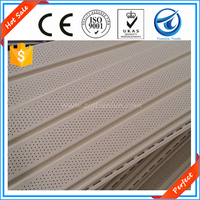 Perfect!Factory direct supply popular wooden design decorative PVC ceiling panels/Sheets,10 inched vinyl sidings for walls