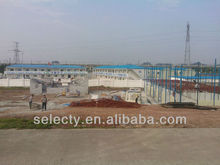 2015 Latest stable and durable prefabricated light steel building