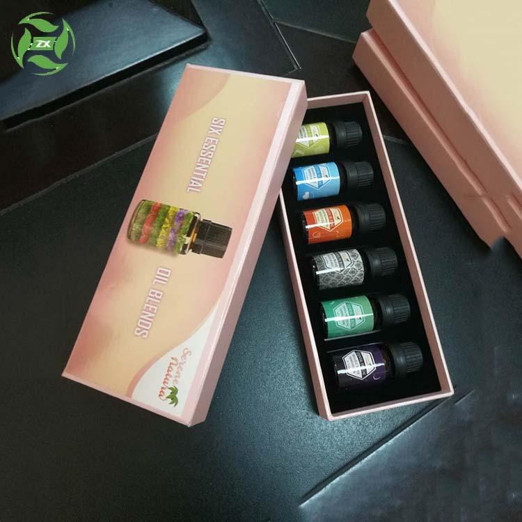 Индивидуальные 100% Pure Nature эфирные масла Подарочный набор с коробкой