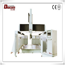 China Jaingsu Diacam 2513*5 strong cutting strength above ground pool wood cnc router machine