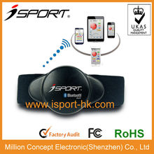 Smart Heart Rate Sensor for iPhone 5 and iPhone 4S with Bluetooth Smart (4.0)