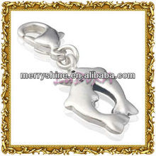 2013 Fashion Silver Charms And Pendants-T322!