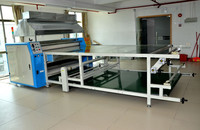 Hydraumatic double location second hand offset printing machine